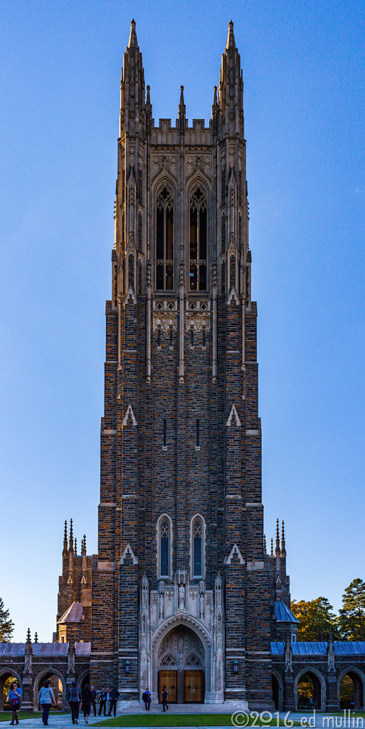 Ceiling Gargoyles @ Duke